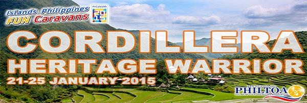 Cordillera Heritage Warrior