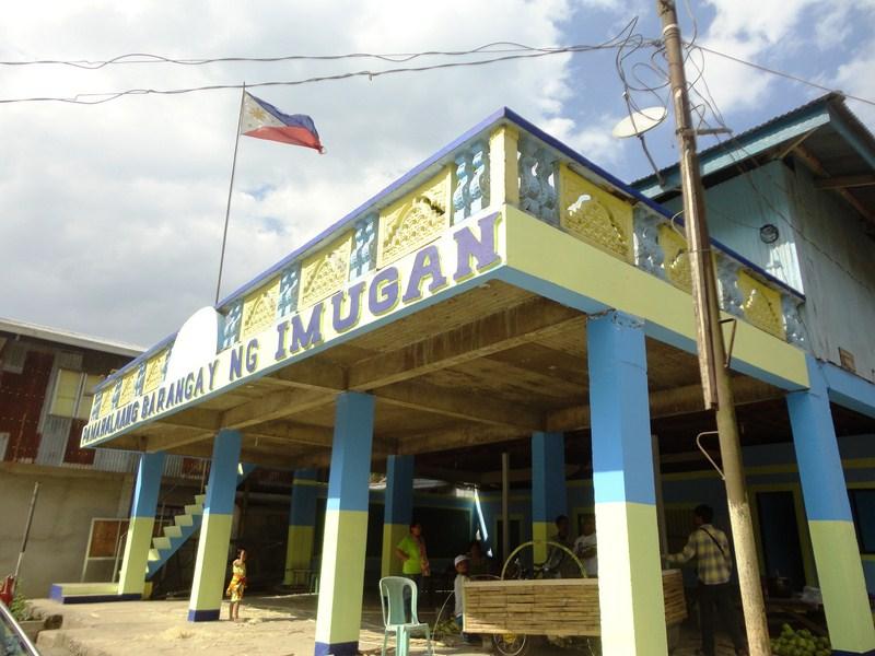 Imugan Barangay Hall