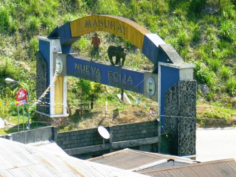 Nueva Ecija Welcome Arch