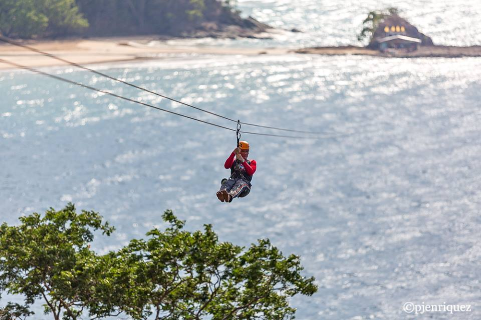 The SabangX Zipline