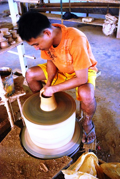 Philippine Ceramics Arts And Crafts Center Tiwi Albay