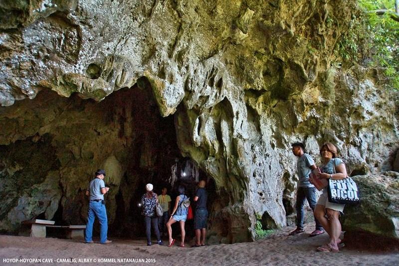 Hoyop-Hoyopan Cave (photo Rommel Natanauan)