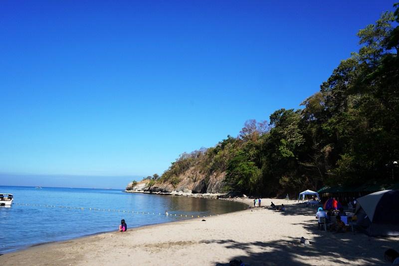 Munting Buhangin Beach