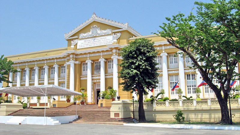 The Pangasinan Provincial Capitol