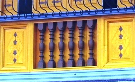 Ventanilla with barandillas (Gonzales Ancestral House))