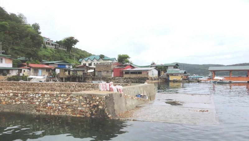 Culion Port