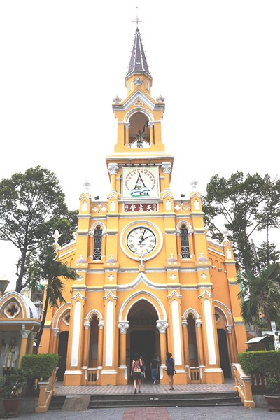 St. Francis Xavier Church