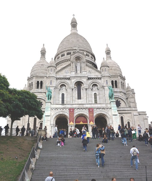 Basilica of the Sacred Heart of Paris