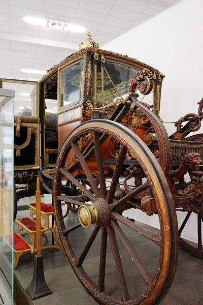 Carriage of Empress Elisabeth