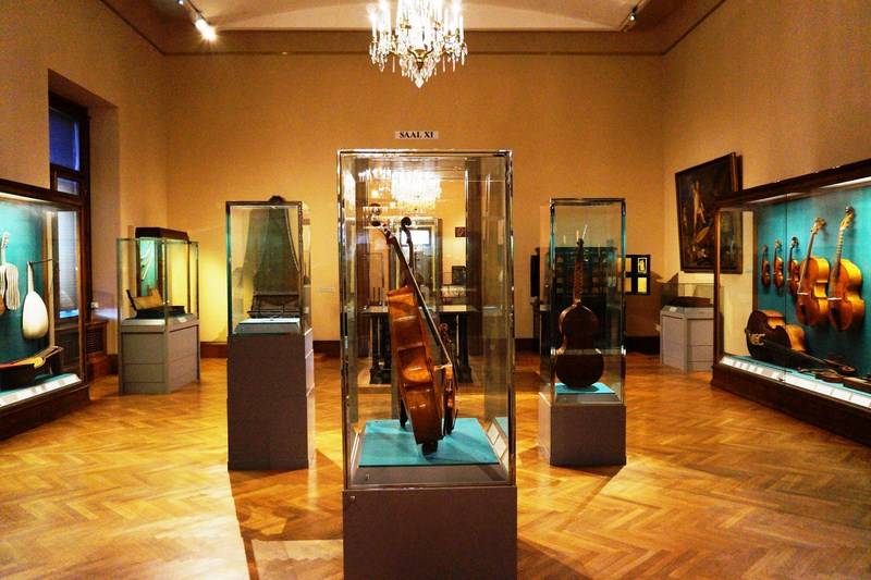 Collection of Historic Musical Instruments