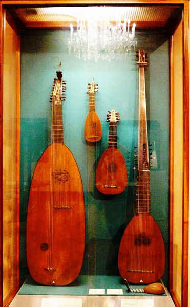 Collection of Ancient Musical Instruments (17)