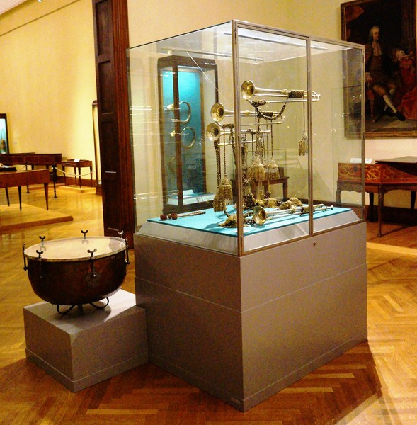 Collection of Ancient Musical Instruments (7)