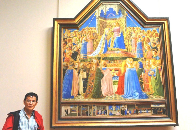 Coronation of the Virgin (Fra Angelico)