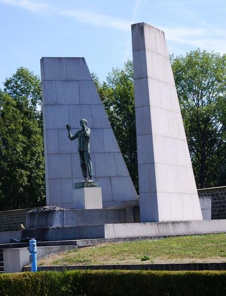 Czechoslovakia Monument