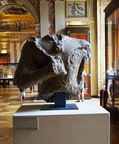 Fragment of Statue of Ramses II