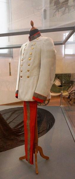Gala uniform of Emperor Franz Josef I