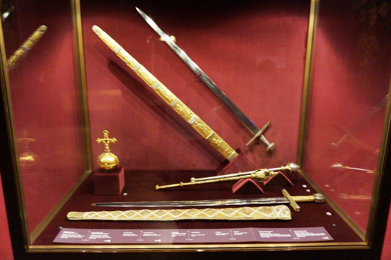 Imperial Sword and scabbard