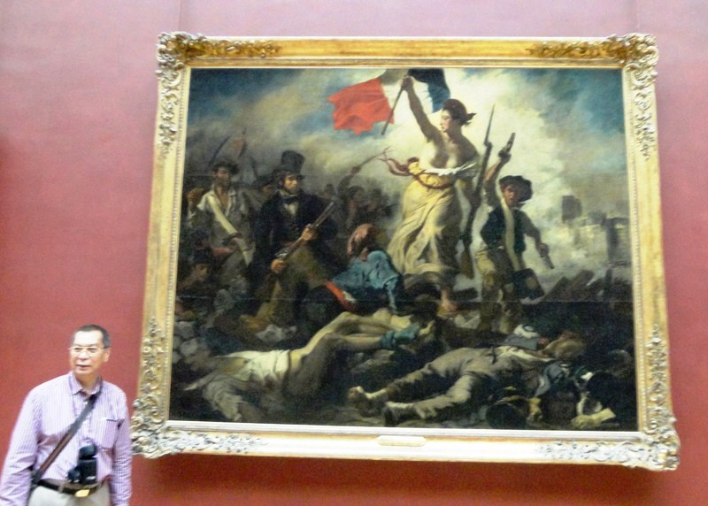 Liberty Leading the People (Eugene Delacroix)