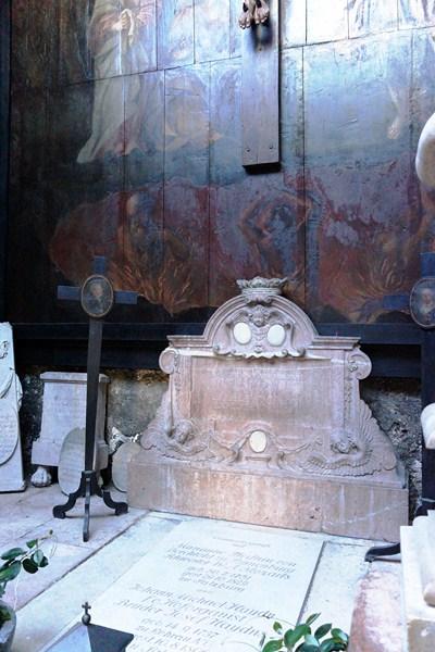 Michael Haydn Grave
