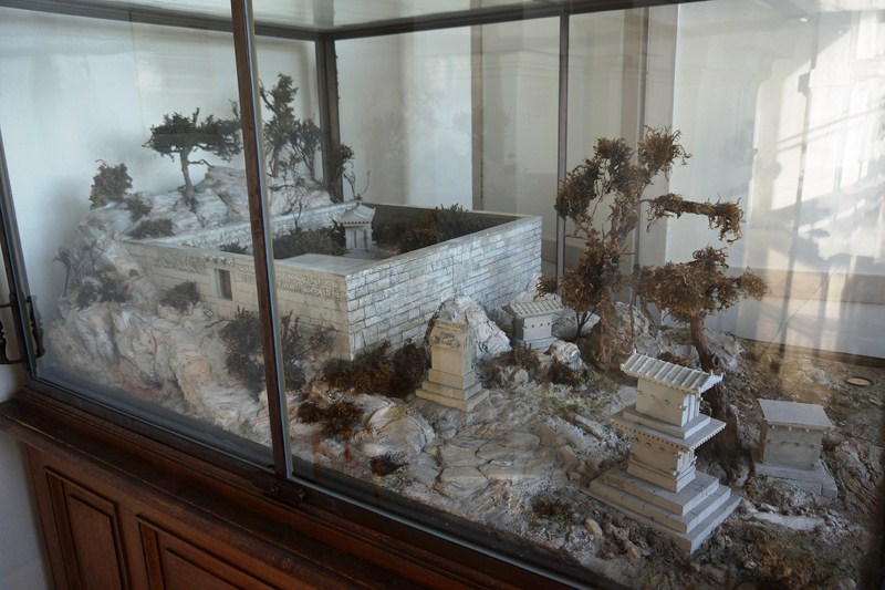 Model of ancient Ephesus, on a scale of 1:500