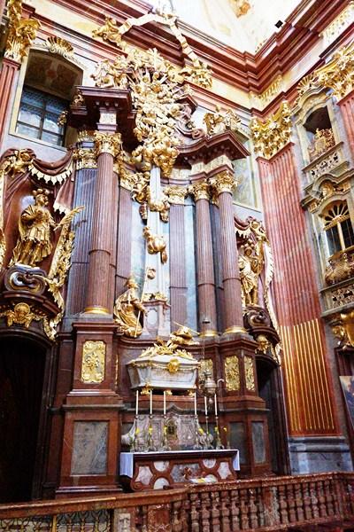 St. Coloman's Altar