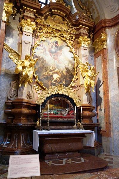 St. Michael's Altar