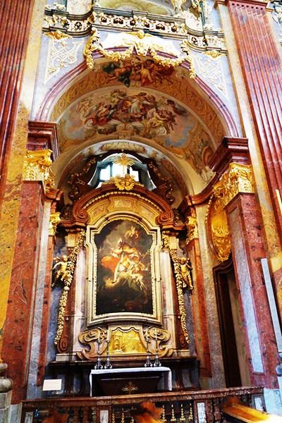 St. Nicolas Altar