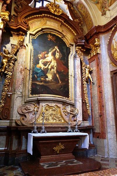 St. Sebastian's Altar
