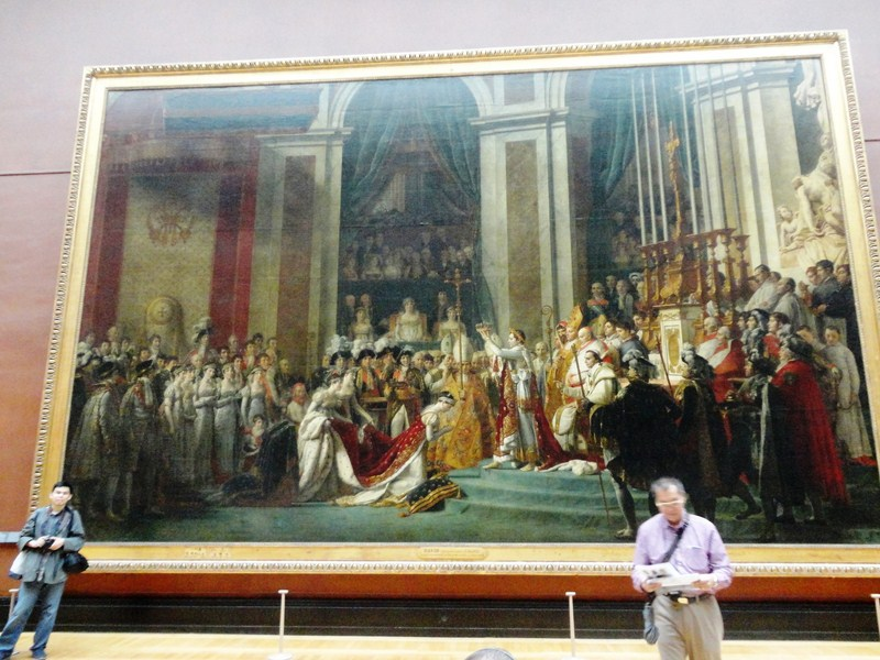The Coronation of Napoleon (Jacques Louis-David)