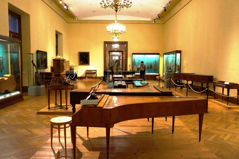 The area of the Viennese fortepiano