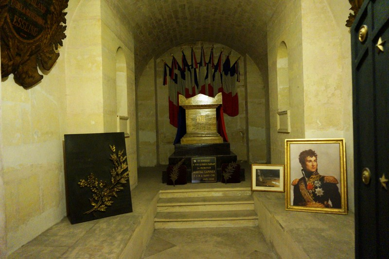 Tomb of Napoleonic Marshall Jean Lannes