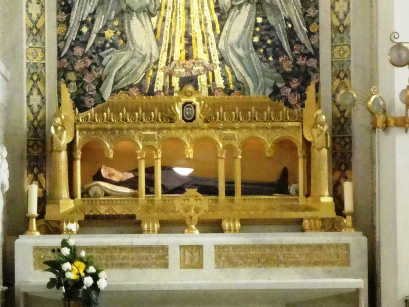 Tomb of St. Louise de Marillac