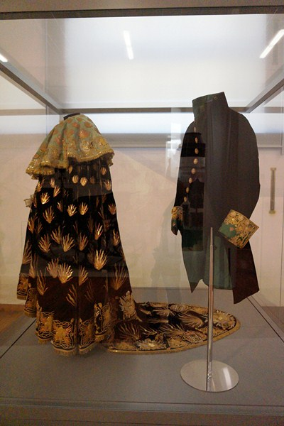 Vestments of a Knight of the French Royal Order of the Holy Spirit