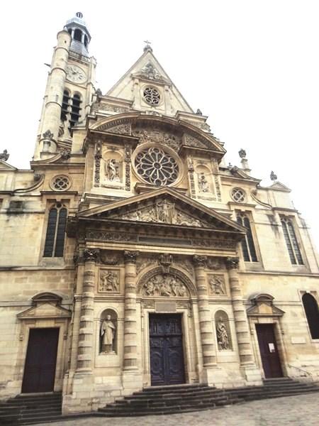 Église Saint Étienne du Mont Church