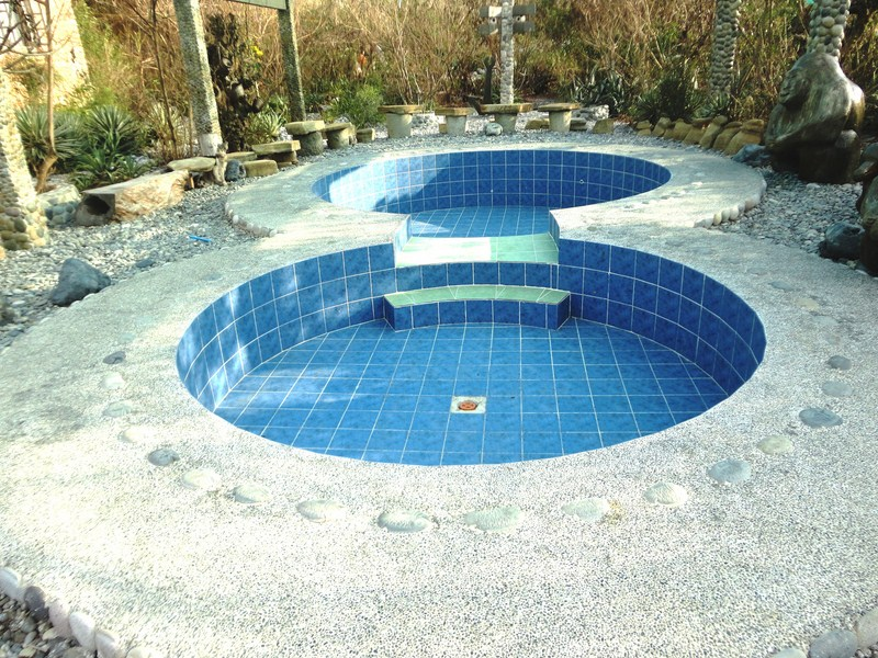 Figure 8 swimming pool