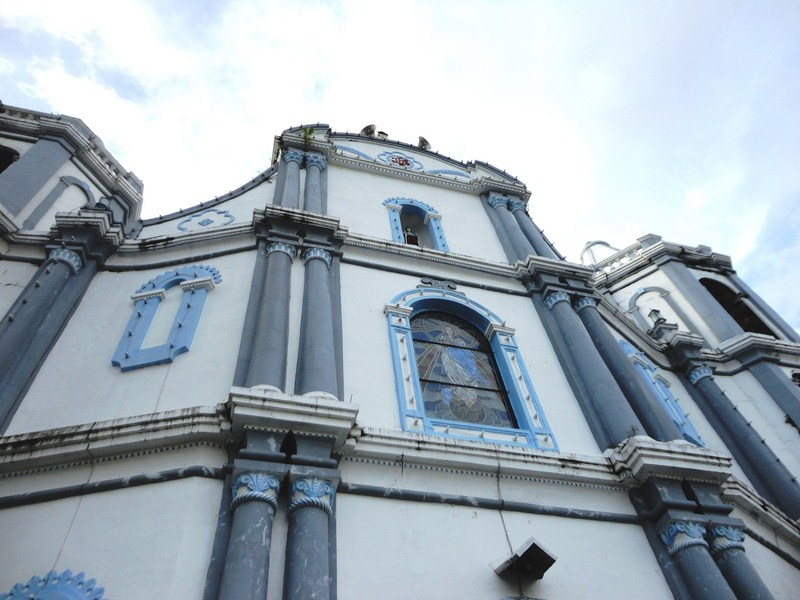 The Baroque facade