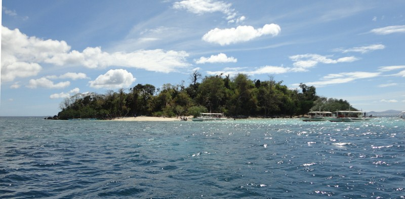 Approching CYC Island