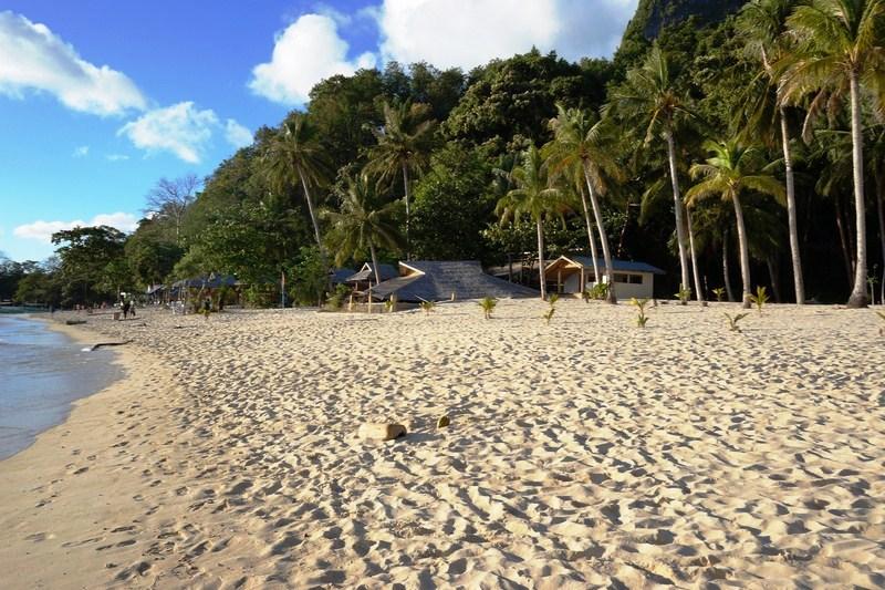 Seven Commando Beach