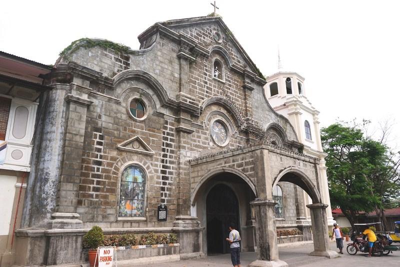 The Church of St. John Nepomucene