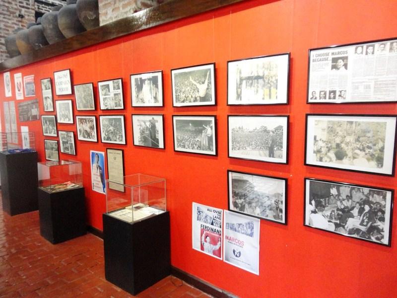 Ferdinand E. Marcos Exhibit