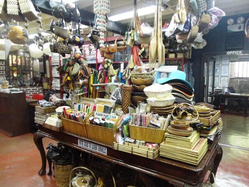 Museo Sarusar Shop