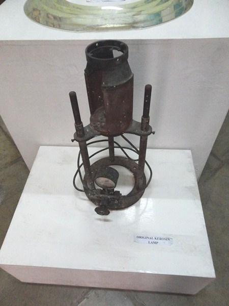 Original kerosene lamp