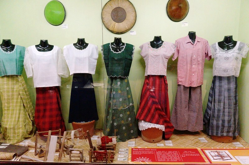 Traditional Ilocano Clothing