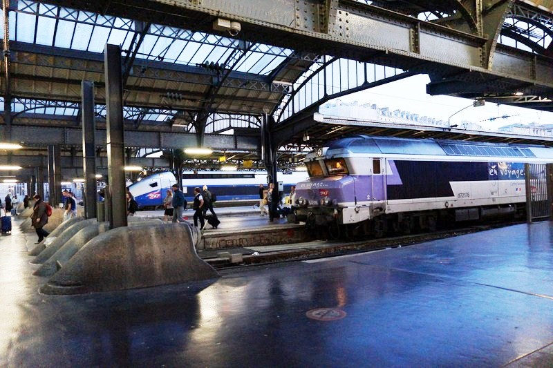 Gare de l'Est Train Station (1)