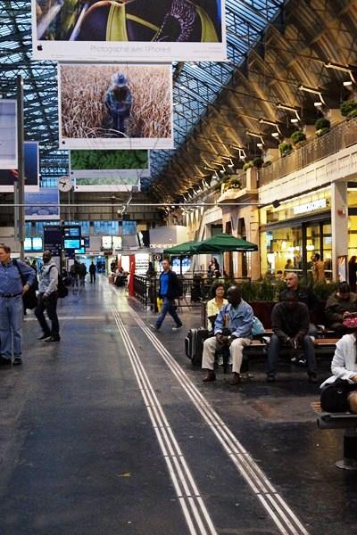 Gare de l'Est Train Station (7)