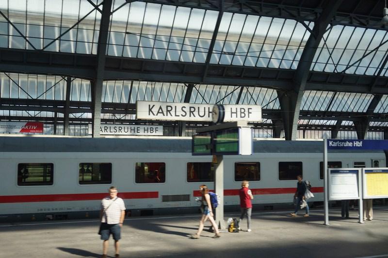 Karlruhe Hauptbahnhof (HBF)