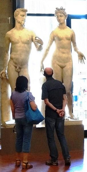 Adam and Eve (Baccio Bandinelli)
