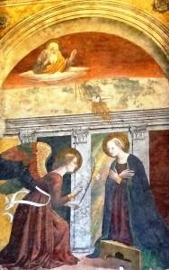 Annunciation (Melozzo da Forli)