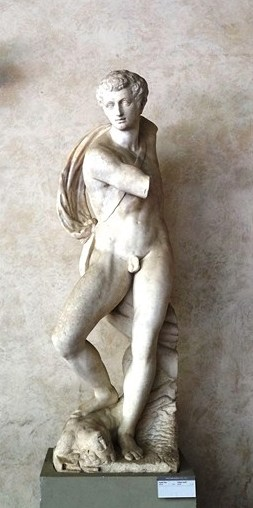 Apollo Pitio Vincenzo Danti)