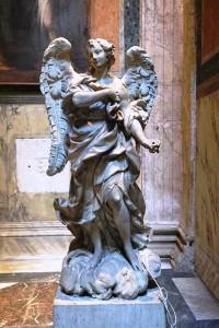 Statue of Archangel Gabriel